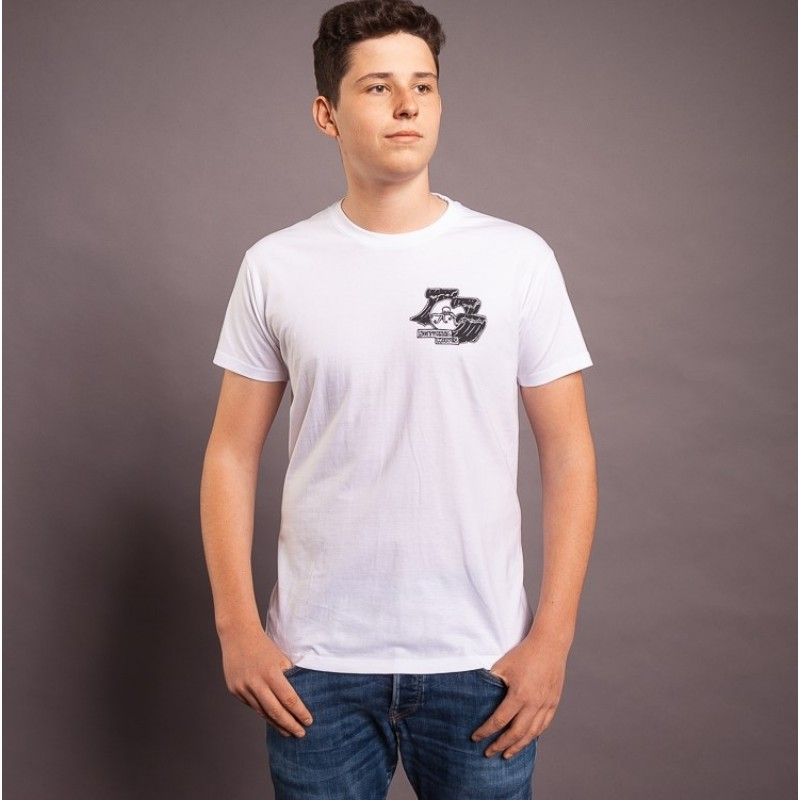 T-Shirt Nocturnal, weiss